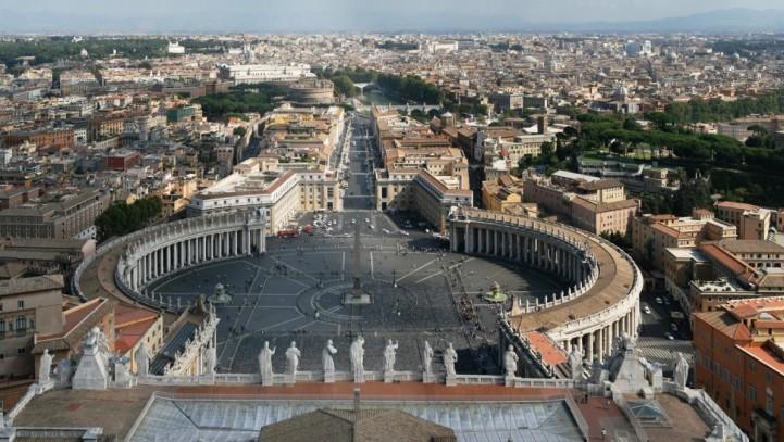 Roma e il Giubileo 10 maggio