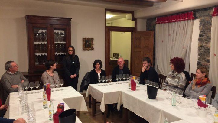 Corso di degustazione del vino 2018 – Seconda edizione