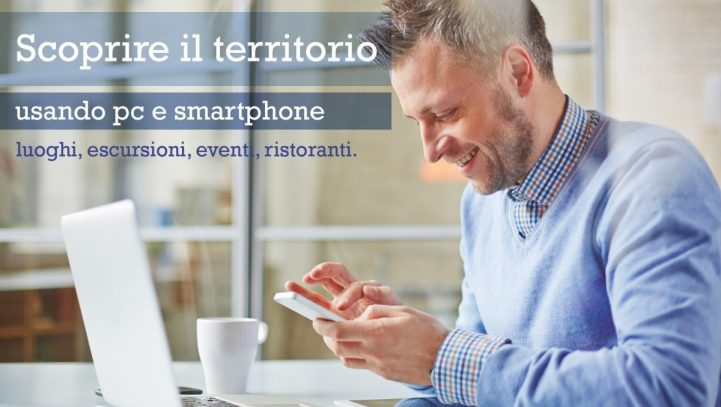 Gennaio 2019: SCOPRIRE IL TERRITORIO usando pc e smartphone
