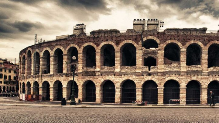 Verona: Festival Lirico 2020